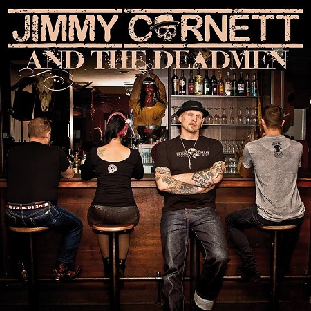 Jimmy CornettThe Dead Men Pic2 2017 By Daniela Stelter 450 44465 Jimmy Cornett & The Deadmen ! X Mas Special 2017